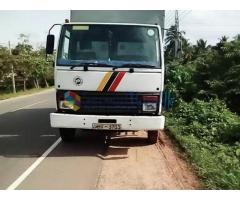Lanka Ashok Leyland lorry
