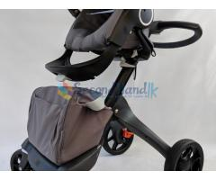 new Stokke Xplory V5 Stroller athleisure grey limited edition