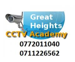 CCTV camera technician course