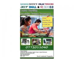 Phone and Laptop repairing course