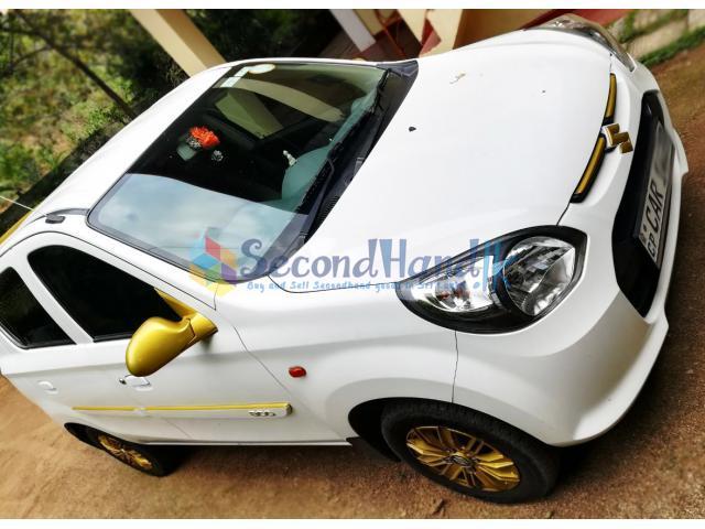 Suzuki Alto 800 - 2016 Special Edition for sale Kandy