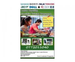 Phone &Laptop repairing course