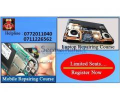Advance Phone &Laptop repairing course