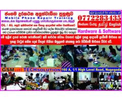 Mobile Phone Repairing Course in Sri Lanka