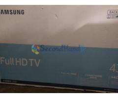 samsung full HD 43 inch