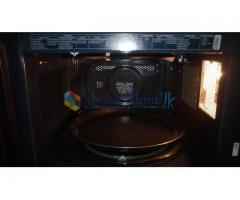 Samsung Smart Convection Microwave Oven
