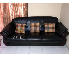 Damro sofa set