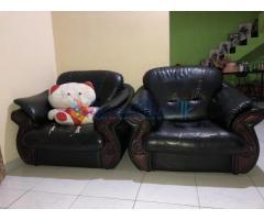 Damro sofa set