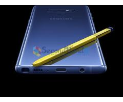 Samsung Galaxy Note 9 512GB International version with Softlogic warranty.