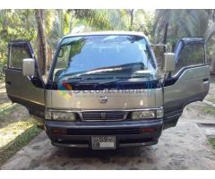 Nissan Caravan 1997 registered used