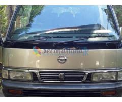Nissan Caravan 1997 registered used