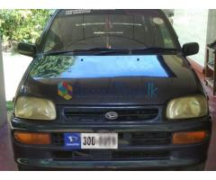 Daihatsu Car