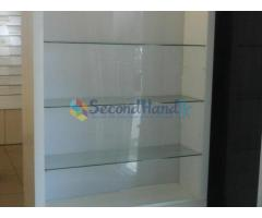 Shop display items for sale