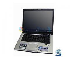 asus core2do laptop for sale(30000k)