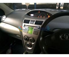TOyota Belta car for sale