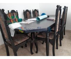 Wooden Dinning Table 8 seater