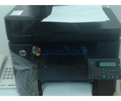 Hp printer / scanner